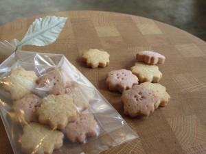 18.1.29 サクラノカタチクッキー